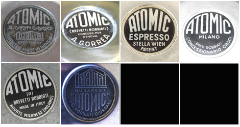 atomic badges